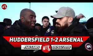 Huddersfield 1-2 Arsenal | The Whole Match In General Was Poor! (Turkish) [Video]