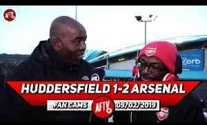 Huddersfield 1-2 Arsenal | Hopefully Man City Can Do Us A Favour & Beat Chelsea! (Ty) [Video]