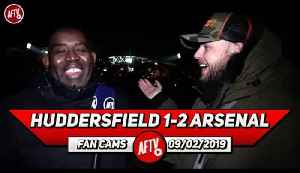Huddersfield 1-2 Arsenal | The Team Is Not Giving Me Hope For Man Utd & Spurs (DT) [Video]