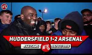 Huddersfield 1-2 Arsenal | Huddersfield Should Have Beaten Us! [Video]