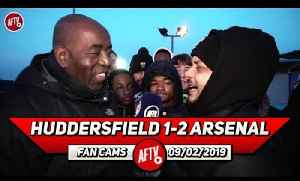 Huddersfield 1-2 Arsenal | We Can Win The Europa League & Make Top 4! (Troopz) [Video]