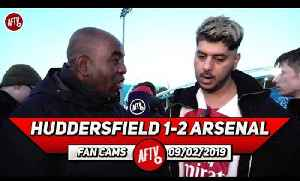 Huddersfield 1-2 Arsenal | I Want Top 4 More Than The Europa League! (DJ Stylezz) [Video]