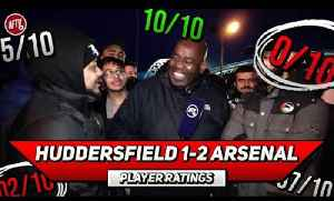 Was Iwobi MOTM? | Huddersfield 1 -2 Arsenal | Player Ratings ft Troopz & Moh [Video]