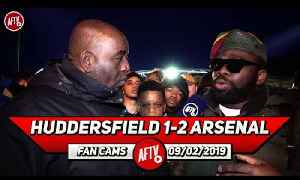 Huddersfield 1-2 Arsenal | Top 4 Is There For The Taking! (Kelechi) [Video]