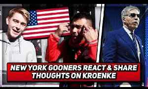 Huddersfield 1-2 Arsenal | Gooners At The Blind Pig In New York Share Their Thoughts On Kroenke [Video]
