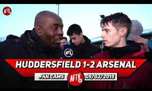 Huddersfield 1-2 Arsenal | Iwobi Needs To Work On His End Product! [Video]