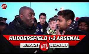 Huddersfield 1-2 Arsenal | Ozil Is Like The Boy Who Cried Wolf! [Video]