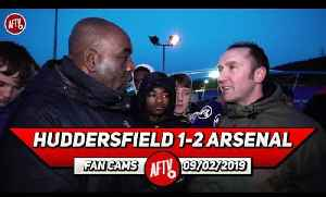 Huddersfield 1-2 Arsenal | Defensively We're All Over The Place! [Video]