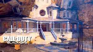 Official Call of Duty: Black Ops 4 — Blackout Map Briefing [Video]