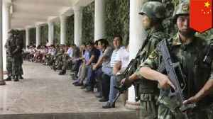China using DNA to track Muslim Uighurs in Xinjiang [Video]