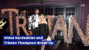 Khloe Kardashian Is Single With A Baby Again [Video]