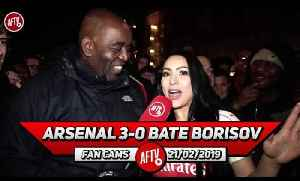 Arsenal 3-0 BATE Borisov | Ozil Must Play Every Single Game! (Jeinny Lizarazo) [Video]