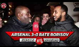 Arsenal 3-0 BATE Borisov | If Sanchez Came Back He'd Return To His Old Form! [Video]
