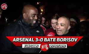 Arsenal 3-0 BATE Borisov | You Have To Play Ozil Or Ramsey All The Time! (Sonny) [Video]