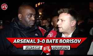 Arsenal 3-0 BATE Borisov | The Club Need To Make A Statement About Ozil!! (Graham) [Video]