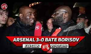 Arsenal 3-0 BATE Borisov | If Ozil Is In Form He Should Play! (Kenny Ken) [Video]