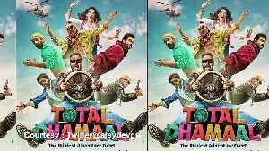 Public Review | Total Dhamaal | Comic roller coaster with ensemble starcast [Video]