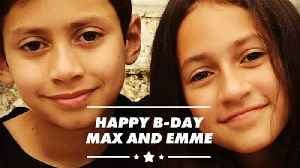 J. Lo's twins are turning 11... and super relatable? [Video]