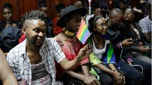 Kenya High Court Delays Ruling On Law Banning Gay Sex To May 24 [Video]