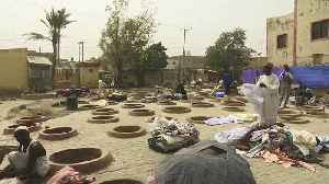 Watch: Nigeria's traditional textile trade under threat [Video]