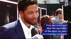 'Empire' Cast  Members Want Jussie Smollett Off the Show [Video]