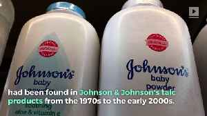 Johnson & Johnson Receives Federal Subpoena for Alleged Asbestos in Baby Powder [Video]