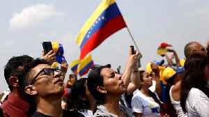 Rival concerts take place on either side of Venezuela-Colombia border [Video]