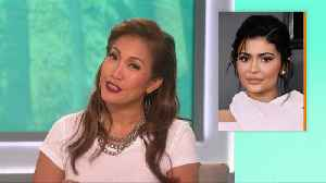 The Talk - Hosts on Kylie Jenner's No Plastic Surgery Claim [Video]