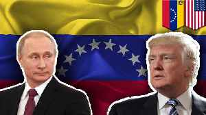 Russia and U.S. fight to deliver aid to Venezuela [Video]