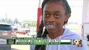 Drivers react to Gov. DeWine's proposal to raise Ohio gas tax [Video]