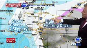 Heavy snow expected for SW Colorado, blizzard-like for eastern plains [Video]