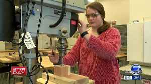 Eighth graders in Littleton learn how to build a business while giving back [Video]