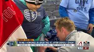 Sporting KC reaches out to family recovering from tragedy [Video]