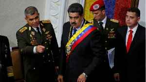 Venezuelan Foreign Minister Says Maduro Will Be Ousted 'Over Our Dead Bodies' [Video]
