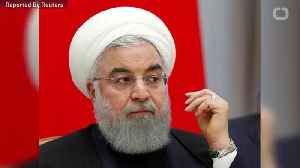 Rouhani Calls US Sanctions Against Iran 'Terrorist Act' [Video]