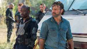 'The Walking Dead' Ratings Drop To All Time Low [Video]