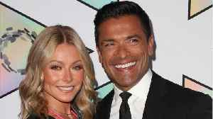 Mark Consuelos Says He And Kelly Ripa Broke Up A Week Before They Eloped [Video]