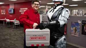 KFC Introduces Robocop As New Colonel [Video]