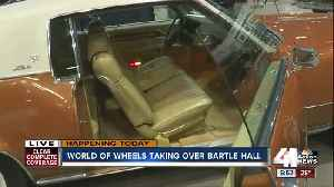 NASCAR legend headlines car show at Bartle Hall this weekend [Video]