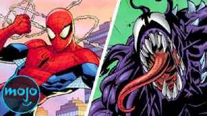 Top 10 Powers Venom Has That Spider-Man Doesn't [Video]