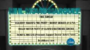 Alamo Drafthouse: Head to Alamo DraftHouse for the Oscar Draft Party This Sunday! [Video]