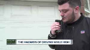 Driving while high: Wayne State professor works to find legal limit for marijuana [Video]