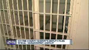 Wayne County Sheriff's Deputy filed sexual harassment lawsuit [Video]