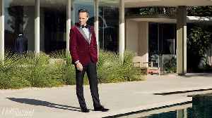Oscar Tux Clinic: Richard E. Grant of 'Can You Ever Forgive Me?' Wears