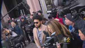 Smollett Staged Attack Because He Was Dissatisfied with His Salary, Police Say [Video]