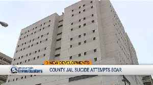 New information shows suicide attempts at Cuyahoga Co. Jail were higher than previously reported [Video]