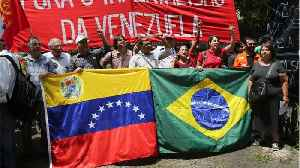 Brazil to Deliver Aid For Venezuela Despite Impending Border Closure [Video]