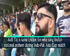 Pakistani cricket fan urges India not to boycott India Pakistan international matches [Video]