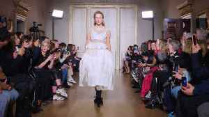 """It was Very Personal and Very Human:"" Simone Rocha on Her Fall 2019 Show [Video]"