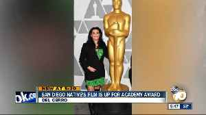 San Diego native's film up for Academy Award [Video]